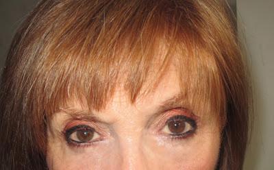 Imagen Look Chocolate Orange 1 ojos abiertos