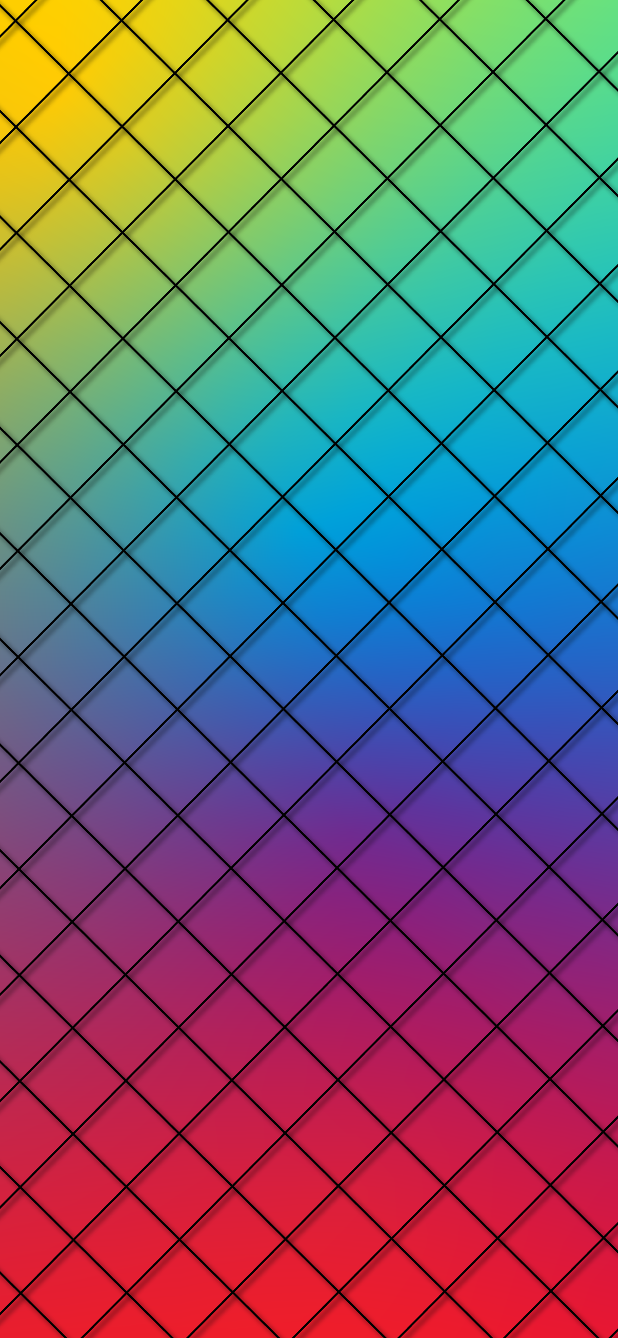gradient grid wallpaper hd