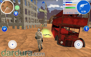 Desert Battleground Game Survival Mirip Free Fire untuk Android dan PC