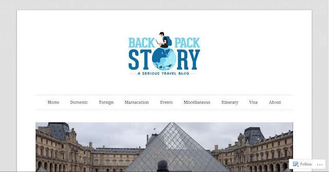 Backpackstory.me - Blog Travel Terbaik Di Indonesia