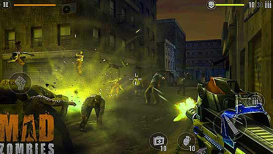 Mad Zombies Mod Apk Download Free