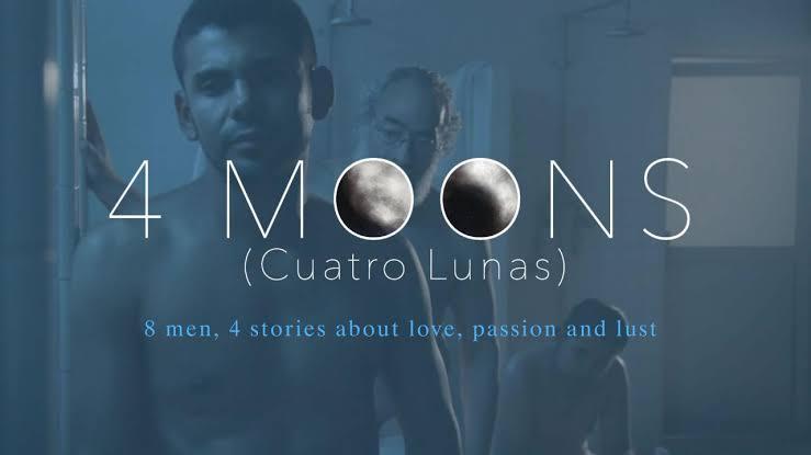 4 Moons (2014) Bluray