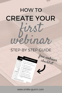 http://www.emilie-guerin.com/blog/create-your-first-webinar