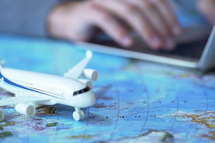 6 Cara Gampang Pesan Tiket Pesawat dengan Harga Promo