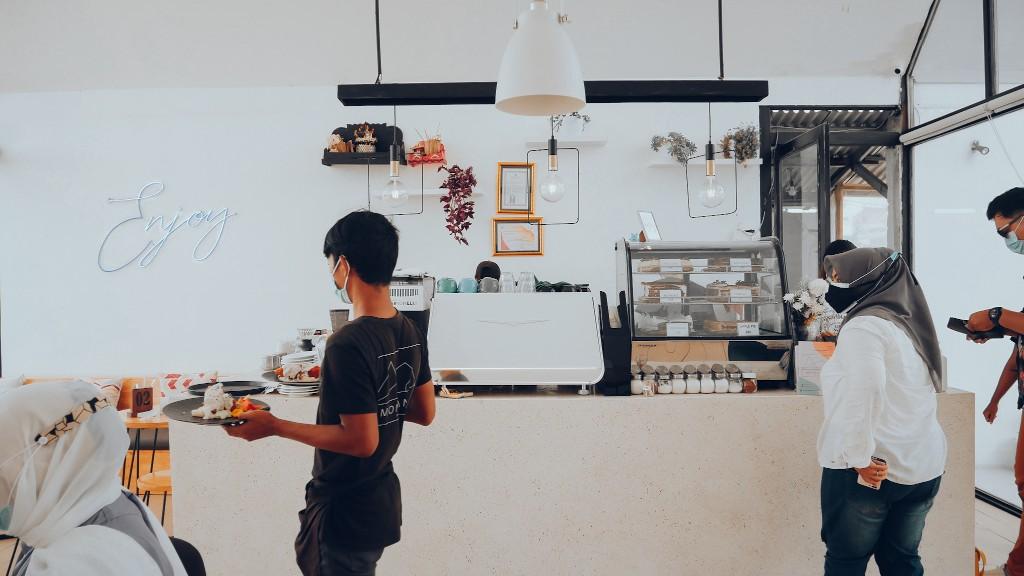 coffee shop di kintamani bali