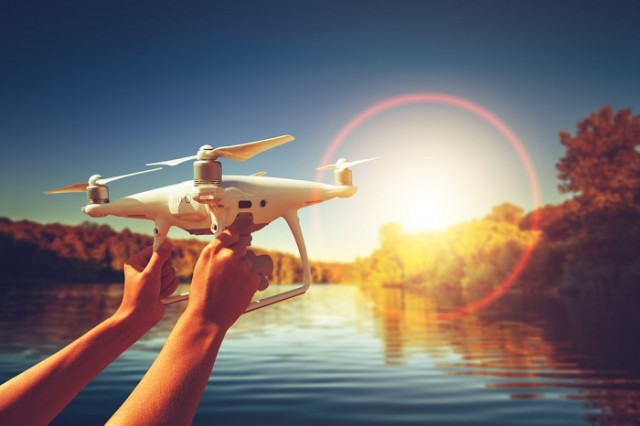 What You Need to Know if You take Your Drone on Vacation