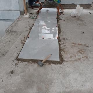 Pemasancan Granit Lantai Fiorano 80 ×80 Cm