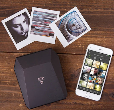 Fujifilm instax SHARE SP-3スマートフォン用プリンタードライバーダウンロード