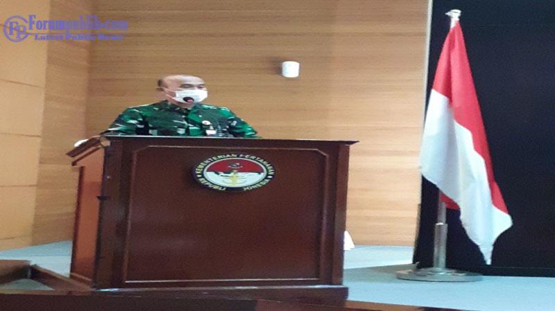 Workshop Pembinaan jabatan Fungsional Analis Pertahanan Negara, Rangka Mendukung Kinerja Kemhan