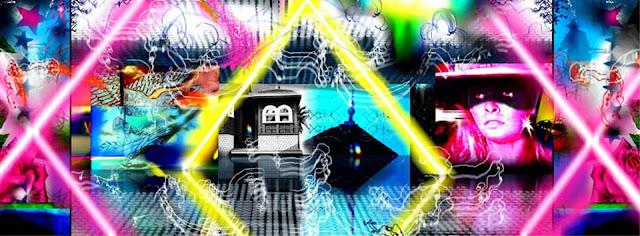 Jeremy Blake - Digital Art