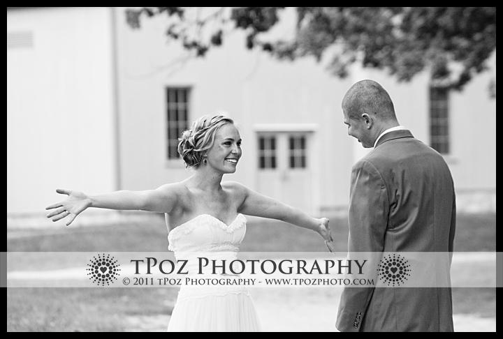 Landis Valley Museum Wedding First Look