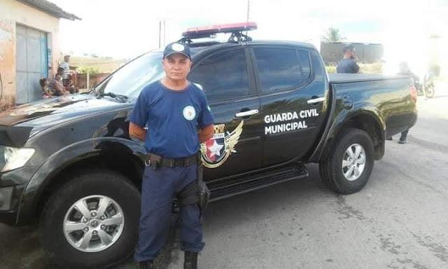Guarda civil municipal de Olho D'Água das Flores é assassinado a tiros