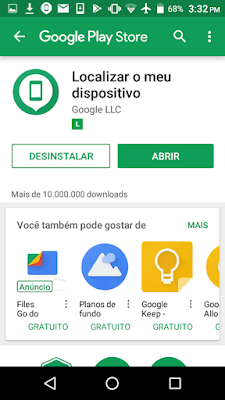 aplicativo para rastrear celular android