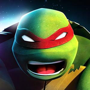 Ninja Turtles Legends Mod Money Apk v1.10.9 Terbaru