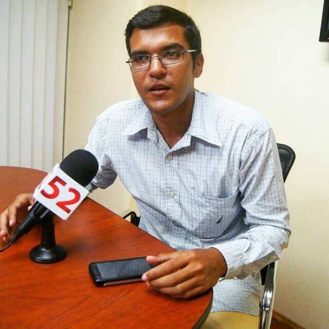 VENEZUELA: Eduardo Caballero: estamos en presencia de un estado que no es capaz de solventar la crisis energética.