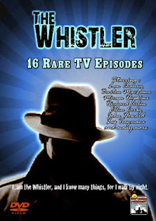 The Whistler - Rare TV Classics - 16 Episodes