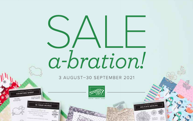 Sale-A-Bration #2 Is Coming In August