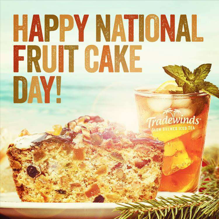 National Fruitcake Day Wishes Pics