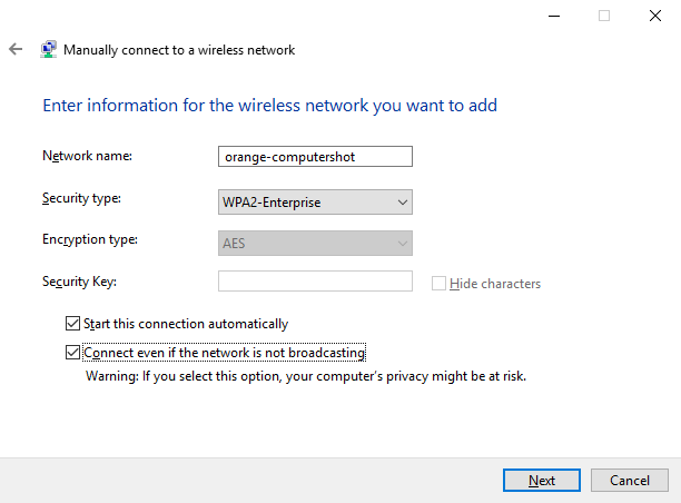 كيفية-اخفاء-شبكة-الواي-فاي