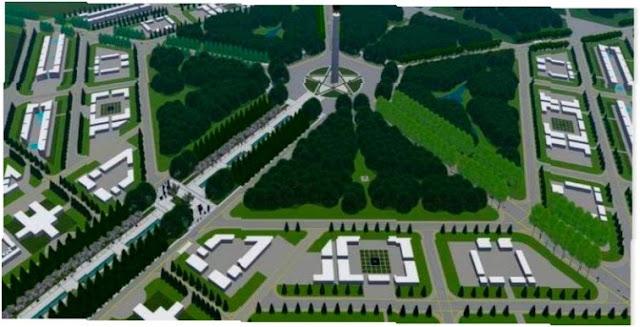 jual tanah di ibukota baru