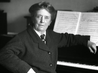 Self-Rescuing Princess Society: Dame Ethel Smyth - musician, suffragist,  and total bad***
