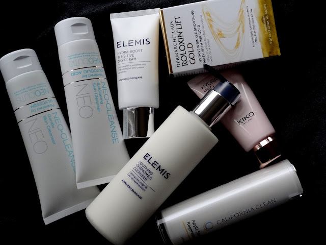 Recent Skincare Discoveries From Elemis, C2 California Clean, NEOCUTIS And More! | Quick Reviews & Photos