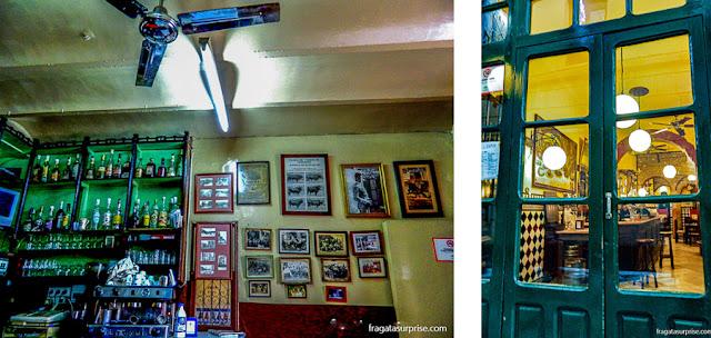 Tabernas andaluzas em Córdoba e Ronda