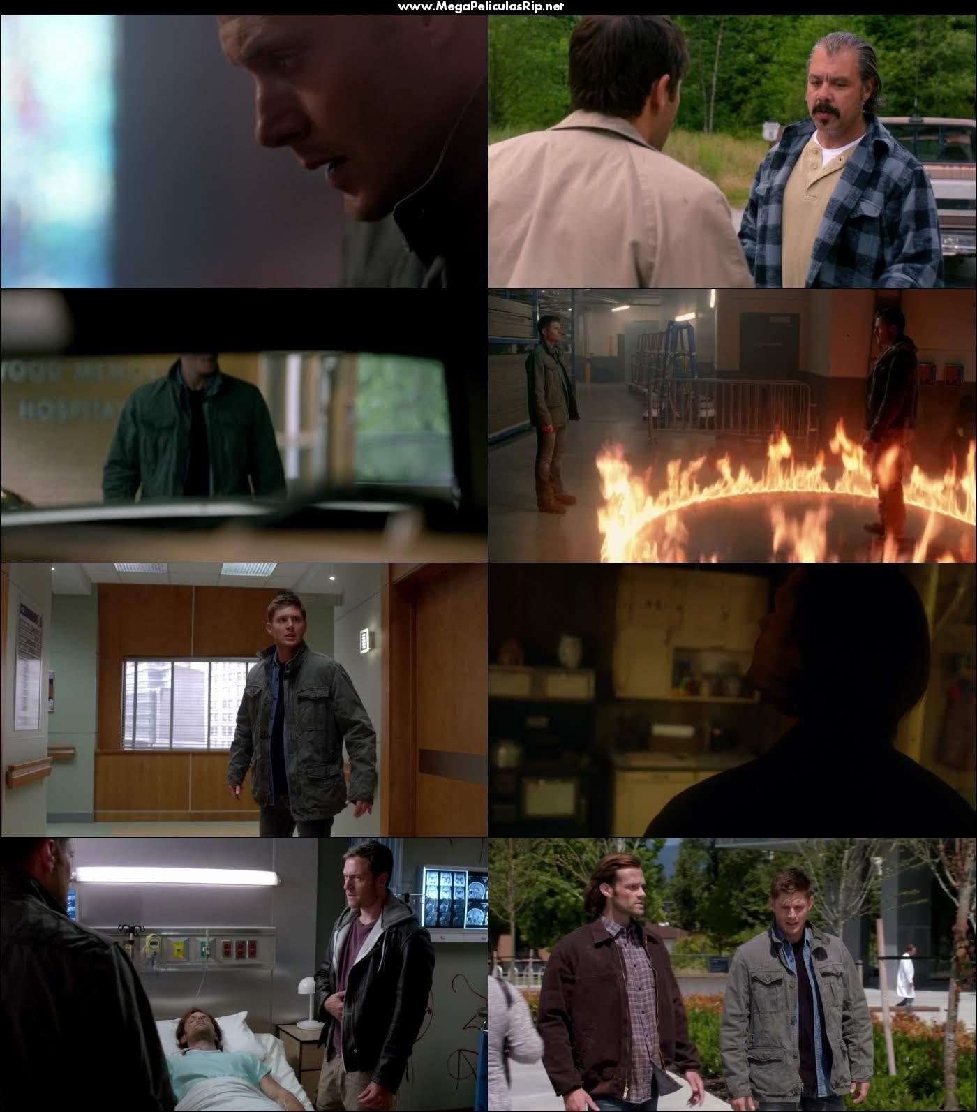 Supernatural Temporada 9 720p Latino