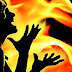 one more girl burnt alive after rape