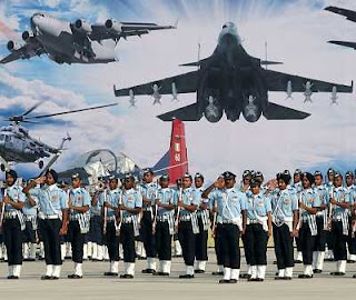 Indian Airforce Recruitment for 145 Posts for Group C, MTS and others