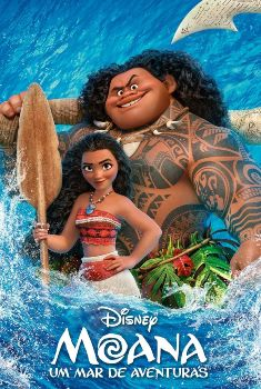 Moana: Um Mar de Aventuras Torrent – BluRay 720p/1080p/4K Dual Áudio