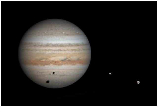 Νέες ανιχνεύσεις δείχνουν ότι ο Δίας μπορεί να έχει 600 φεγγάρια