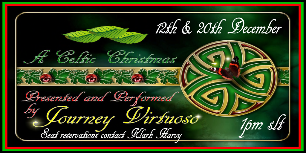 Celtic Christmas.Dance Queens Journey Virtuoso Presents Celtic Christmas
