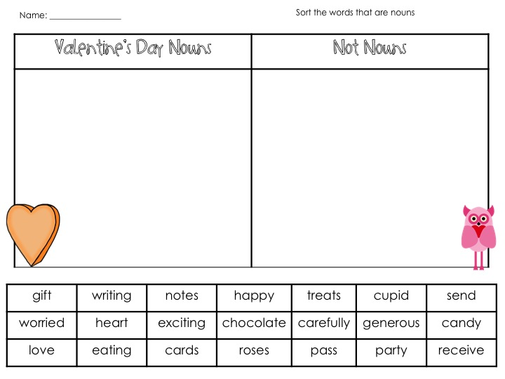 valentine 39 s day poetry grammar review fancy free in fourth bloglovin. Black Bedroom Furniture Sets. Home Design Ideas