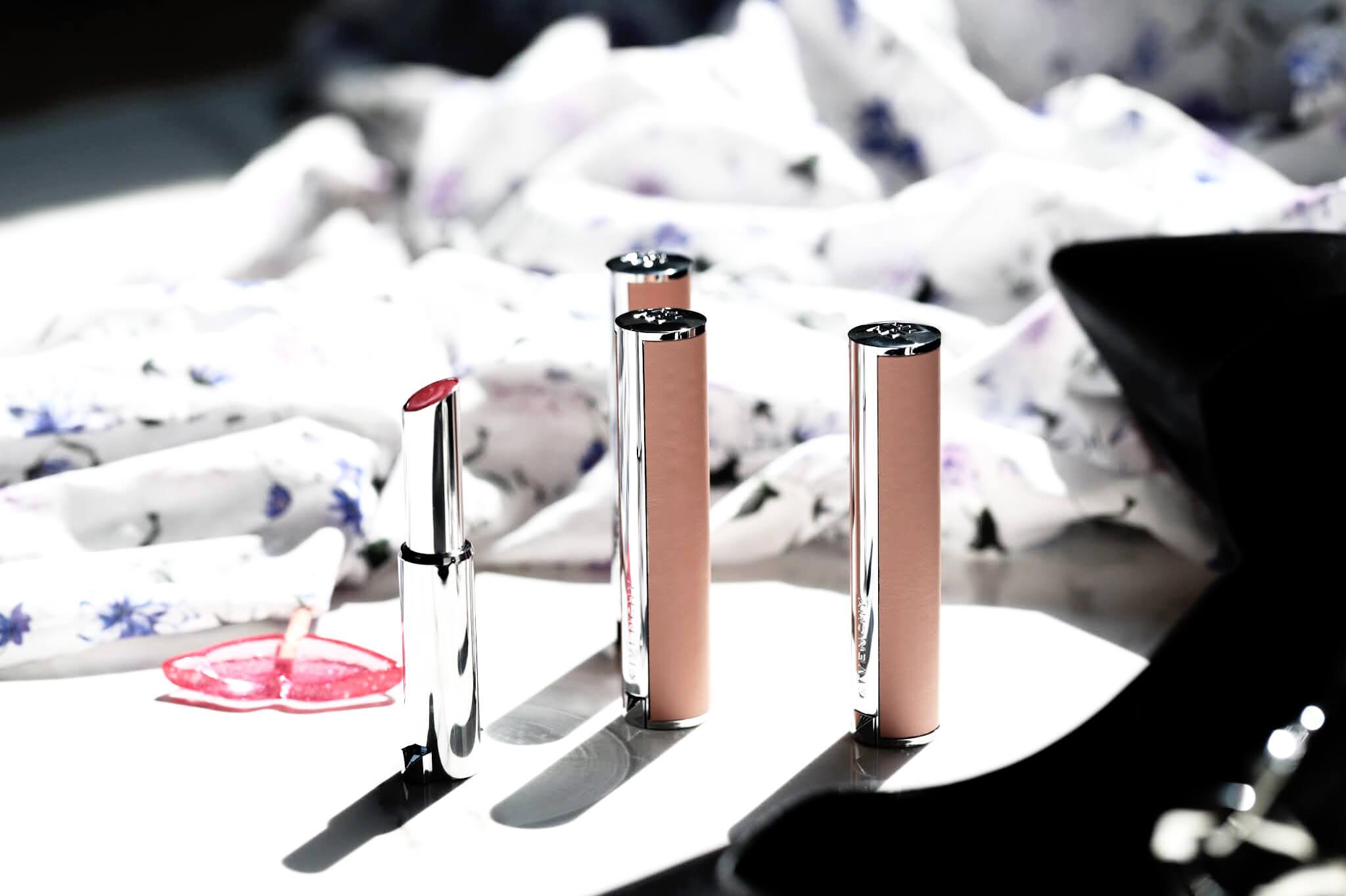 Givenchy Rose Perfecto Baume Lèvres nouvelle formule