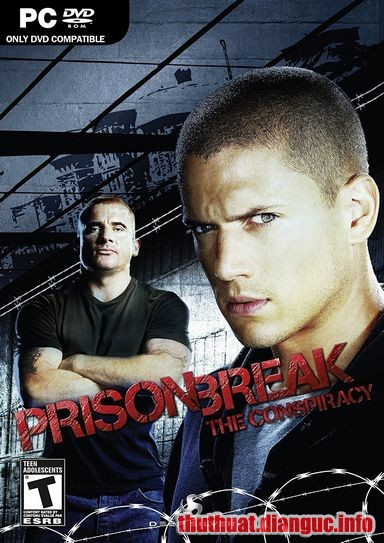 Download Game Prison Break: The Conspiracy Full Cr@ck