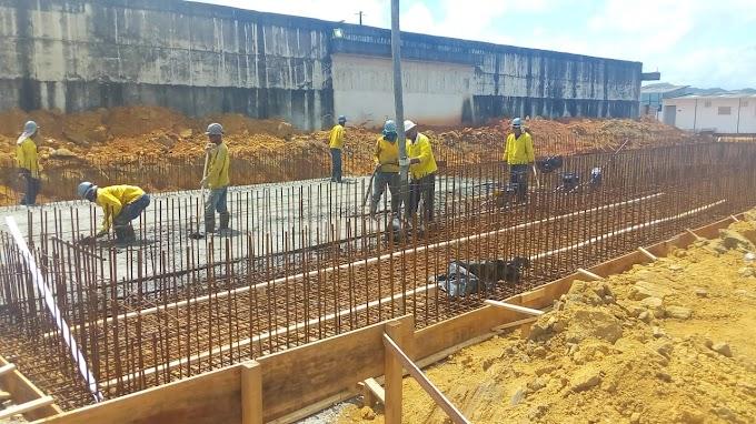 Município de Escada recebe obras para implantação de sistema de esgotamento sanitário