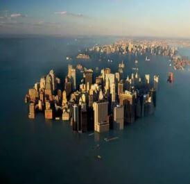 من سيتأثر أكثر بارتفاع منسوب مياه البحر؟