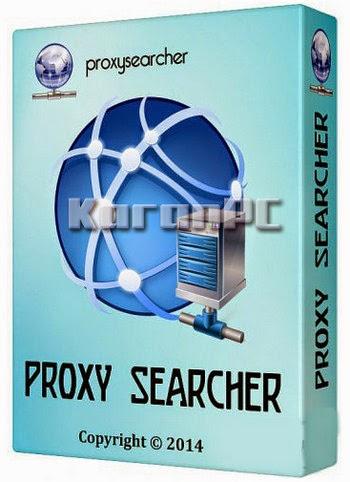 Proxy Searcher 4.7 Free Download