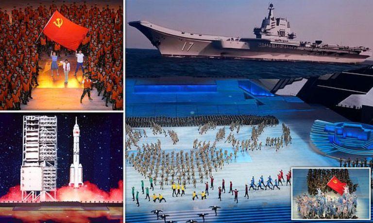 Peringati 100 Tahun Partai Komunis China, 7 Kekuatan Dunia Bersatu Halau Cengkeraman Naga di Negara-negara Berkembang