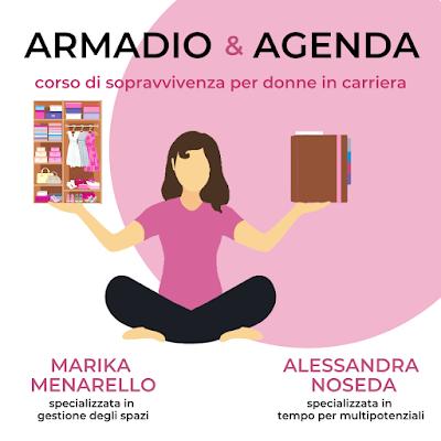 Paroladordine professional organizer corso Armadio e Agenda