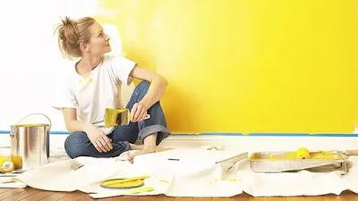 4 Tips Memilih Warna Cat Tembok Interior Anti Jamur Masa Kini