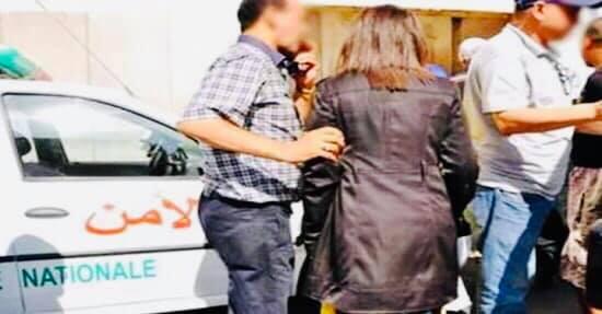 أمن القنيطرة يعتقل 5 أشخاص من بينهم شقيقان وفتاتان لتورطهم في قضية تتعلق بإعداد منزل للدعارة وتبادل العنف وخرق حالة الطوارئ✍️👇👇👇