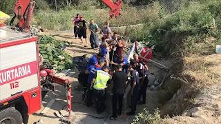 وفاة أربعة أشخاص في بئر مياه في ولاية أضنة