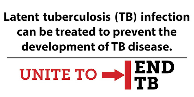 """The theme of World TB Day 2017 is """"Unite to End TB."""" Lets unite to this cause."""