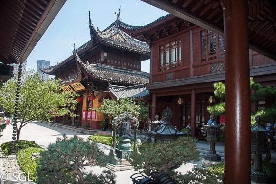 Templo de Buda de Jade. Shanghai. China
