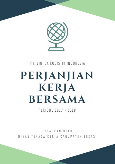 Perjanjian Kerja Bersama PT. Linfox & SPLinfox