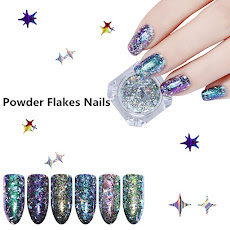Glitter Powder Flakes
