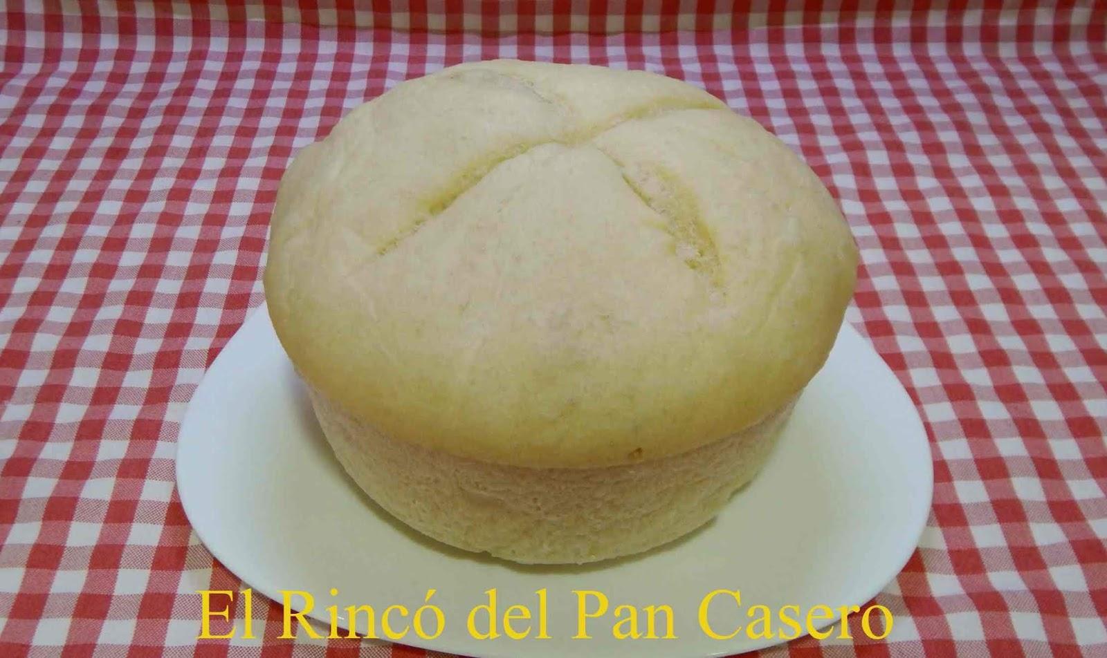 Receta Fácil De Pan Casero Al Microondas Cocinado En 10 Minutos Muy Esponjoso, Tierno Y Sin Corteza