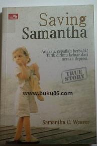 buku saving samantha true story
